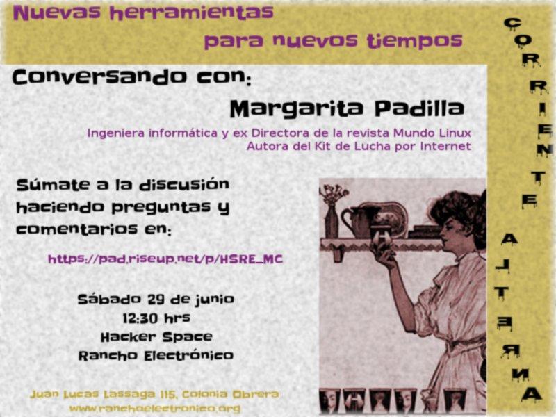Corriente Alterna - Margarita Padilla